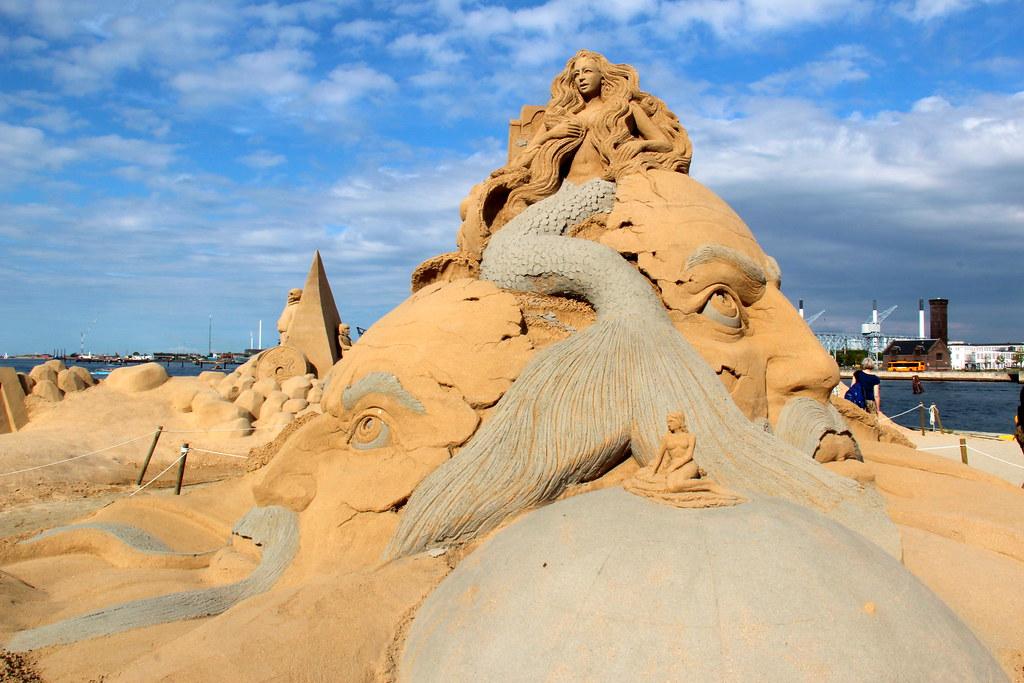 Culturally Appropriate Sandcastle