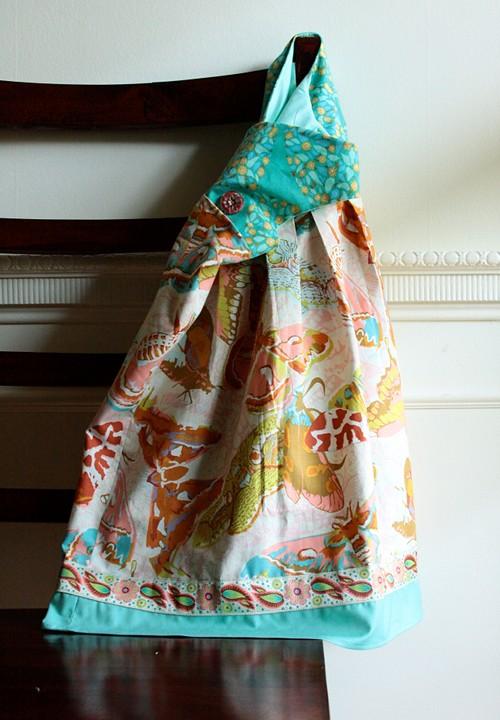 paper.fan.dress