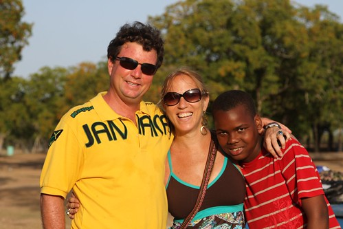 Jason, Amy & Malick