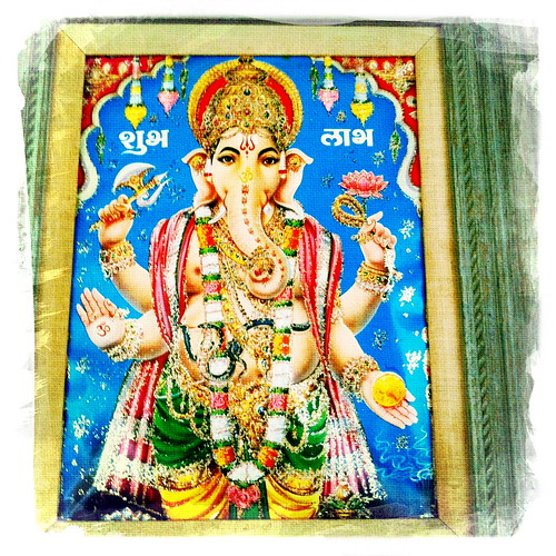 Garage Sale Ganesh