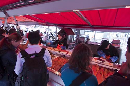71 Mercado del pescado Bergen