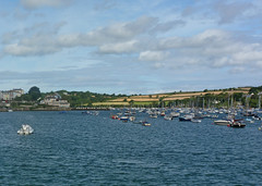 Falmouth Harbour by Tim Green aka atoach