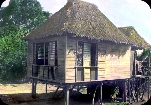Filipino home, Philippines early 20th Century 2