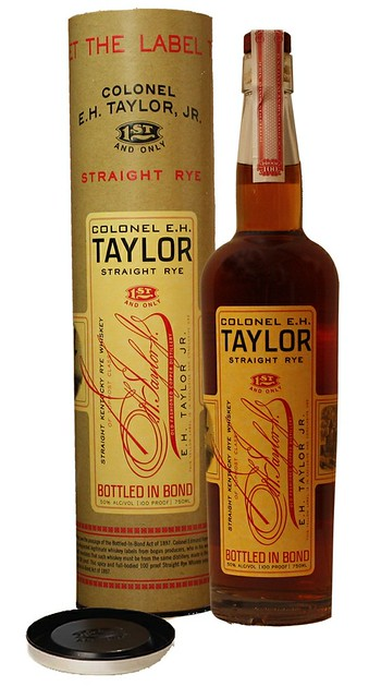 Colonel E.H. Taylor, Jr. Straight Rye Whiskey