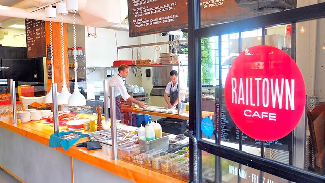 Railtown Cafe   East Vancouver, BC
