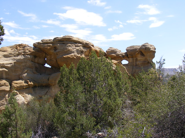 New Mexico Natural Arch NM-328