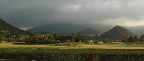 naturaleza atardecer paisaje campo montaña provincia cerroviejo montañas tranquilidad elpueblo elocotal estadodemexico mipueblo sanbartolomorelos