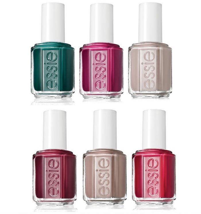 Essie Stylenomics Nail Polish for Fall 2012 News - BeautyAlmanac.com