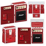 Marshall Amp Package Design