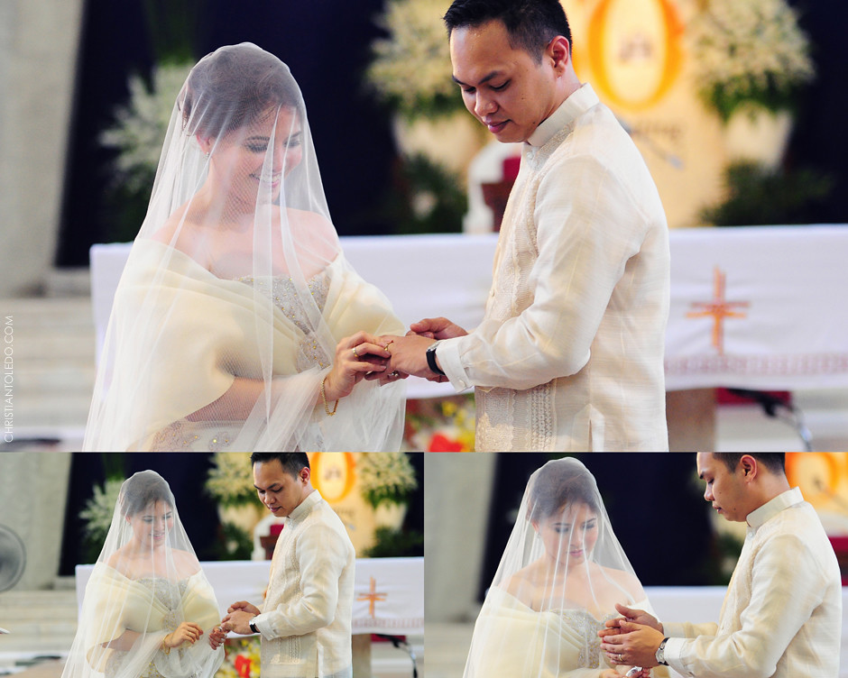 Sacred Heart Parish Church Wedding, Cebu Wedding Photographer