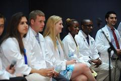 Medical School Convocation, Class of 2016, Boonshoft School of Medicine, Dayton, Ohio