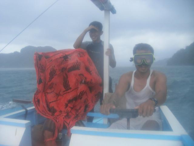 Island Hopping in El Nido (Tour A)