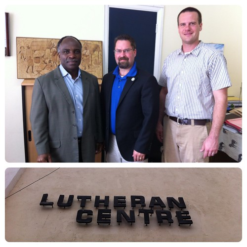 Visit to Lutheran Center in Arusha