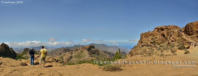 El turismo es un gran invento (Gran Canaria, España)