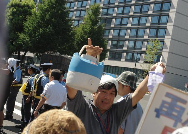 Water server!