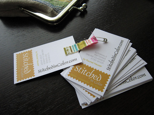 Business cards/Tags