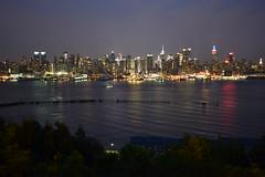 NYC Skyline from Weehawken, NJ #3
