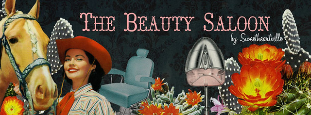 The Beauty Saloon!