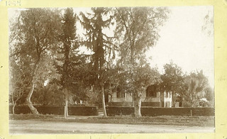 Ayer Cottage in Pomona, California