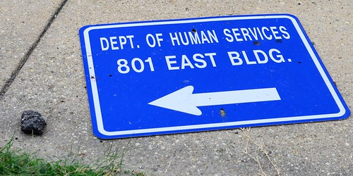 Dept. of Human Services