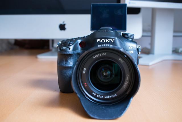 8075073496 3d816d5e35 z Toma de contacto con la Sony Alpha99