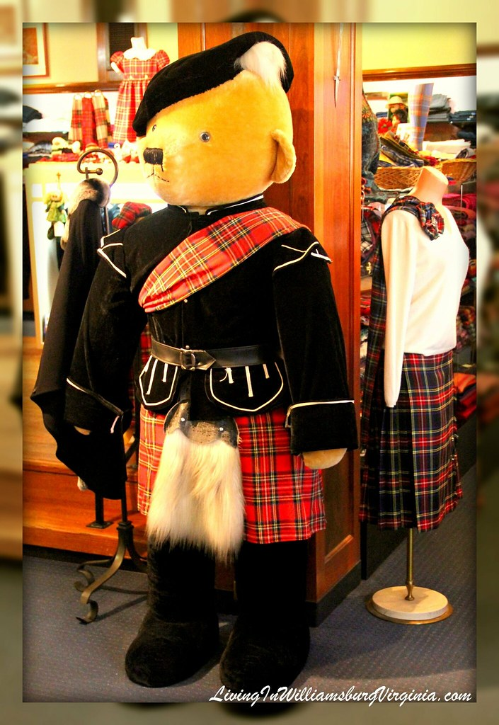 Scotland Bear