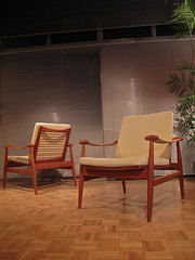 Finn Juhl Model 133 Chairs