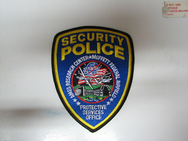 Nasa Police Badge (page 3) - Pics about space
