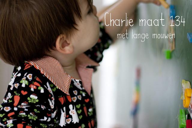 Charlies op overschot 4