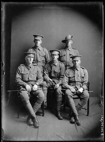 B46130_541 Sergeant Tilbrook