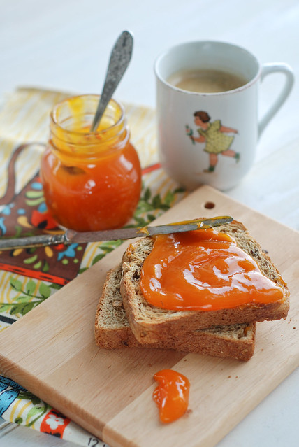 porgandimoos apelsini ja ingveriga/carrot jam with orange and ginger