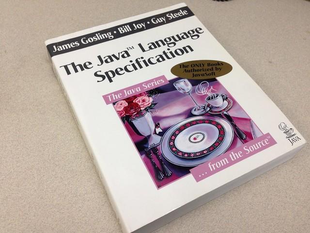 JLS - 1st ed.