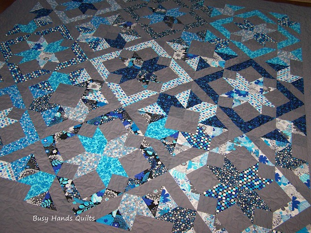 Star Light Star Bright Quilt-a-Long Queen Sized