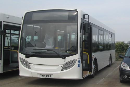 Coach Services YX14RXJ Alan Cooper