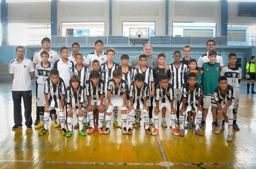Botafogo x Canto do Rio - Futsal