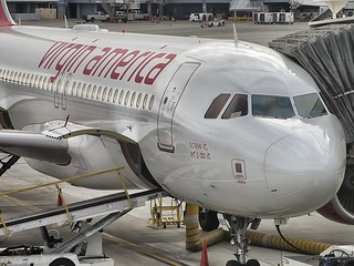 Virgin America A320-214 N855VA