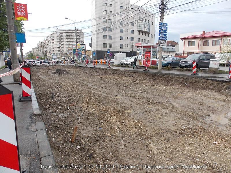 Traseul 101, etapa II: Intersecție Candiano Popescu ( zona BCR ) - Gara de Sud 13892623491_0cf2a4466f_c