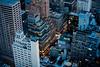 New York - Night streets