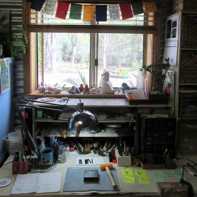 Epheriell studio space 2014