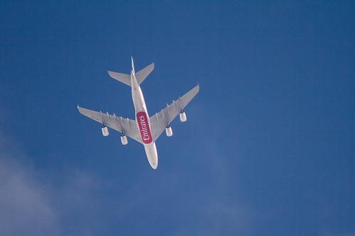 Emirates A6-EDK