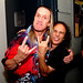 Nicko McBrain (Iron Maiden) and Ronnie!!