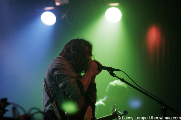 War On Drugs @ The Independent, SF 3/21/12