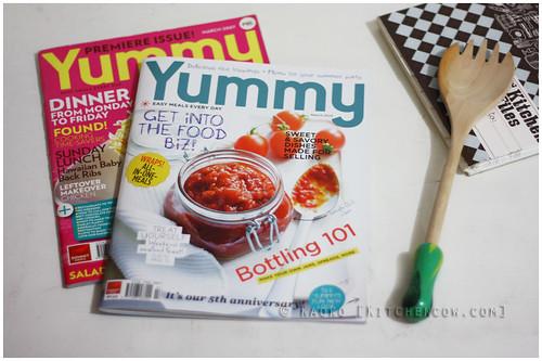 83:365 Yummy Magazine