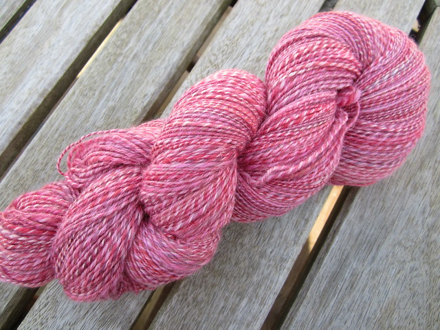 It's got to be Pink spun 002