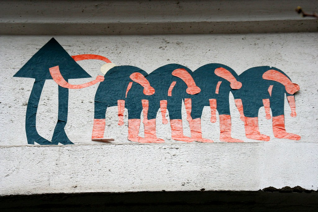 1010 Graphic Street Art Hamburg