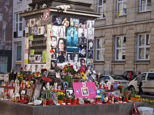 crazy memorial in Munich