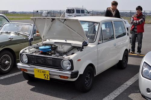 1976-1981 MITSUBISHI MINICA 55 Van