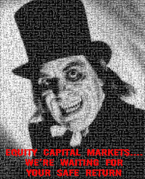 EQUITY CAPITAL MARKETS...WELCOME BACK