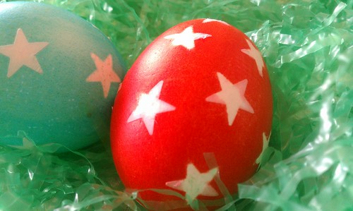 Star Eggs