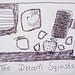 Sketches for Dream Squisher Series